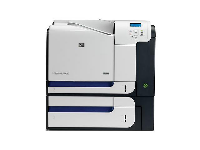 Color LaserJet CP3525x