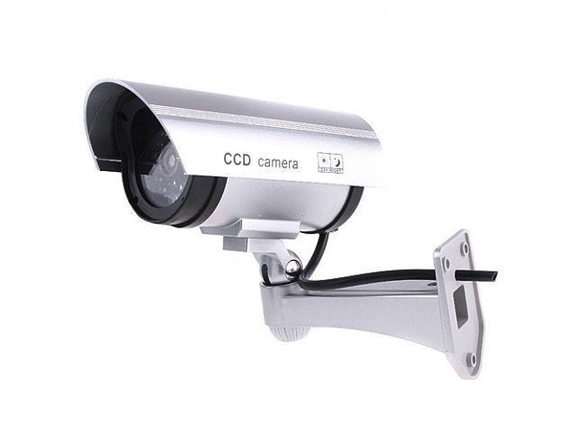 Wireless Dummy IR Red Blinking LED Security Waterproof Camera Fake Camera Surveillance