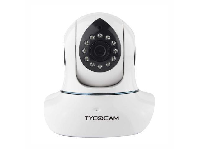 TYCOCAM SD8218W 720P HD IP/Network Camera ONVIF Night Vision Easy Installation White