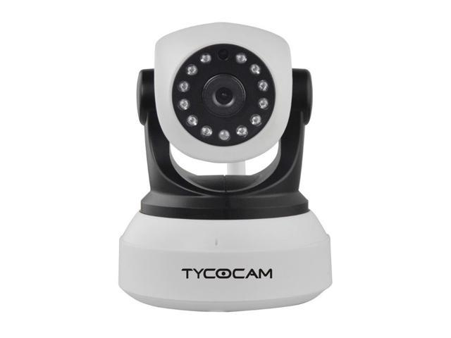 TYCOCAM SD8214W H.264 720P HD IP/Network Camera ONVIF Night Vision Easy Installation White