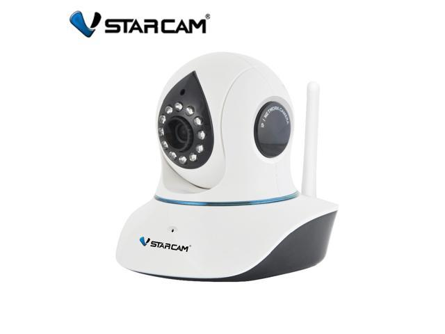 Vstarcam H.264 P2P Plug&Play Wifi HD 720P IP Surveillance Security Camera with PT Pan/Tilt Infrared IR CUT Night Vision Wireless Cam Support 32G ...