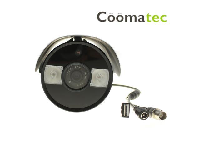 Coomatec Outdoor DVRCam Waterproof 1/3