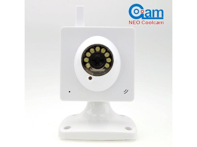 High Quality Neo Coolcam 1/4 Color CMOS Sensor Indoor Wireless Cube IP Camera Wifi Free DDNS Two Way Audio Night Vision Security Surveillance ...