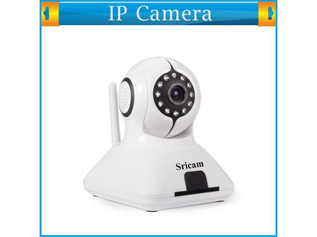 Wifi Wireless IP Camera Indoor Onvif Camera H.264 720P 1.3megapixel Support 128G TF Card IR Network Camera