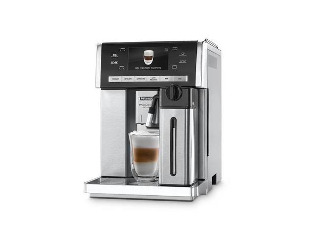 DeLonghi Primadonna Exclusive ESAM6900 M Espresso Machine with Chocolate