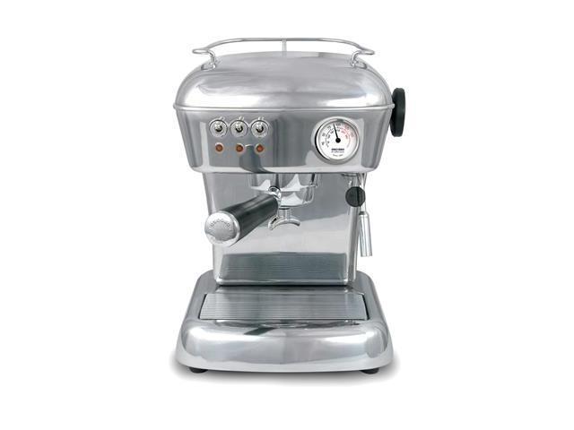 Ascaso Dream UP V2 Espresso Machine - Polished Aluminum