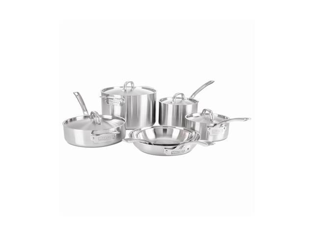 Viking Professional 5-Ply, 10-Piece Cookware Set
