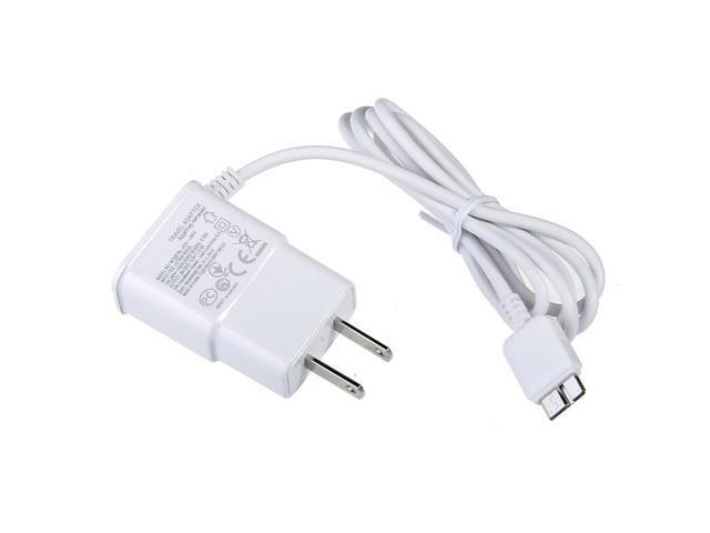 NEW US Wall Power Travel Charger Adapter For Samsung Galaxy S5 i9600/Note 3 N9000