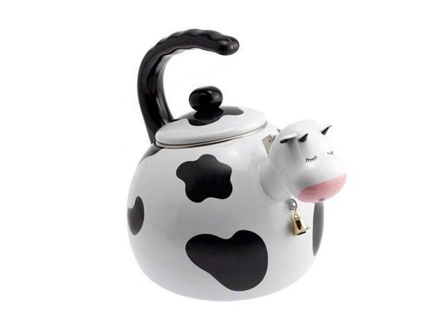 Cow Tea Kettle Whistling Tea Kettle
