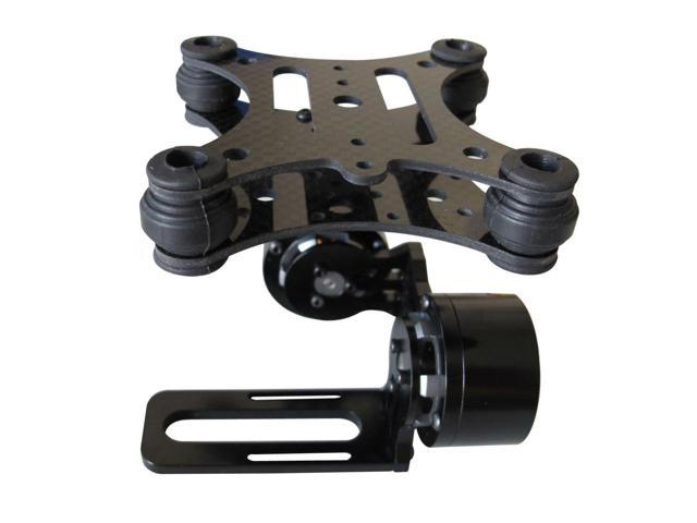 DIY CNC Gopro Hero3 Metal Camera Gimbal Mount for DJI Phantom X525 F450 F550 B