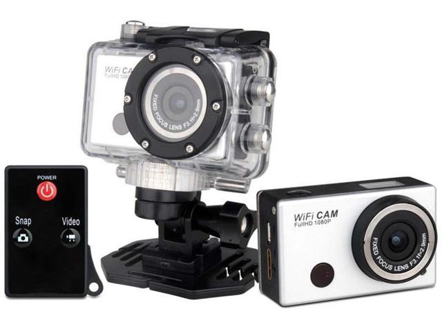 FullHD Action Sports WIFI Camera 5.0MP 1080P DV Waterproof Camcorder as Gopro