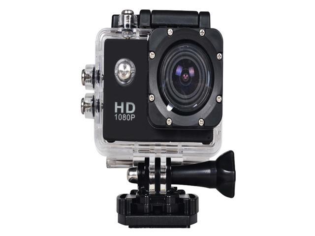 AIO SJ4000 HD1080P Action Sports Camera 12MP Waterproof Mini Cam DV Recorder