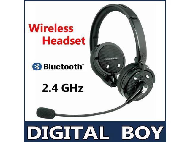 Digital Boy Wireless Headset Bluetooth Headphones Stereo Headset with Microphone Headband for Mobile Phone