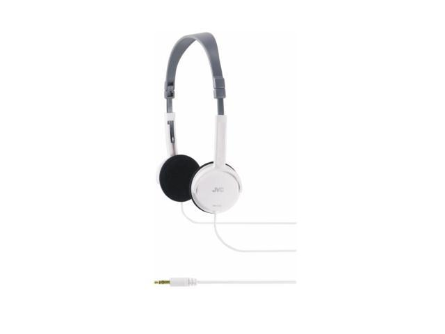 JVC HA-L50W WHITE Foldable Lightweight Stylish Headphones HAL50