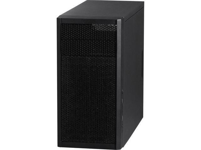 Fractal Design Core 1000 Black Mini Tower MicroATX PC Case (FD-CA-CORE-1000-BL)