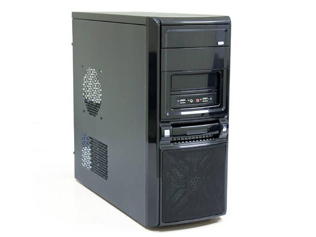 iMicro CA-IM1809B 400W ATX Mid-Tower Case (Black)