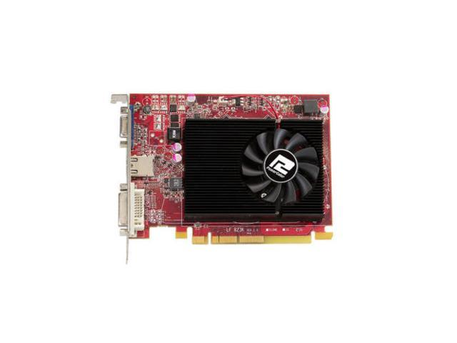 New PowerColor Video Card AMD Radeon R7 240 2GB DDR3 V2 OC VGA-DVI-HDMI pci-e (SaveMart)