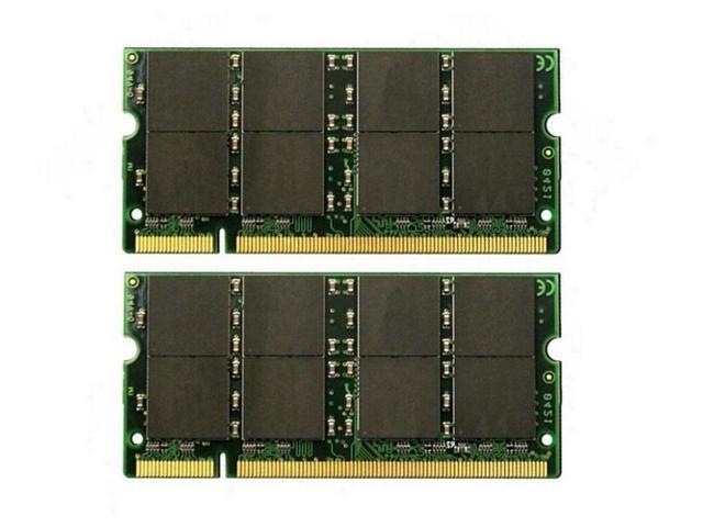 2G (2*1GB) DDR-333 PC2700 Memory for Compaq Presario r3000