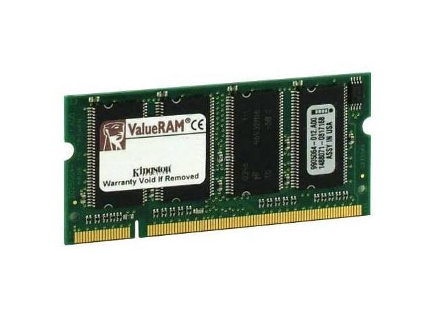 KINGSTON 2GB DDR2-667MHz PC2-5300 SO-DIMM LAPTOP MEMORY