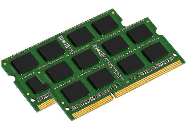 4GB kit (2x2GB) DDR3-1333MHz PC3-10600 CL9 204-Pin SODIMM RAM Memory for MacBook Pro 13
