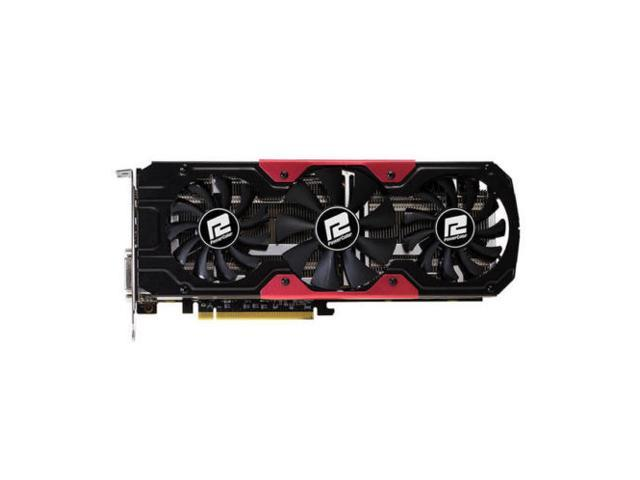 New PowerColor AMD Radeon R9 270X 2GB GDDR5 2DVI/HDMI/2Mini DisplayPort PCI-Express Video Card (SaveMart)