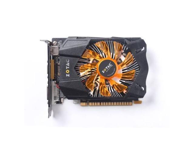 New ZOTAC NVIDIA GeForce GT 740 2GB GDDR5 VGA/DVI/HDMI PCI-Express Video Card (SaveMart)