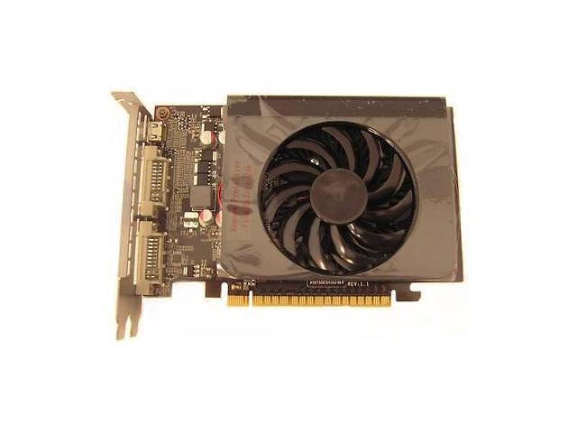 New Jaton Video Card NVIDIA GeForce GT 730 1GB DDR3 2DVI/Mini HDMI PCI-Express (SaveMart)