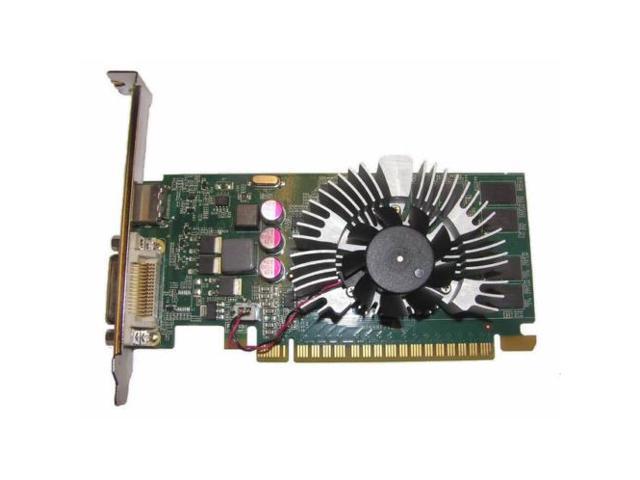 New Jaton Video Card NVIDIA GeForce GT 630 1 GB DDR3 HDMI/LFH Low Profile PCI-Express 1GB