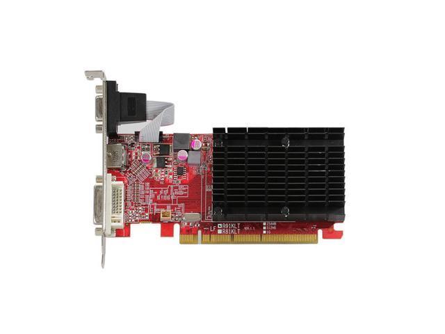 New PowerColor Video Card AMD Radeon R5 230 1 GB DDR3 VGA/DVI/HDMI Low Profile PCI-Express 1GB(SaveMart)