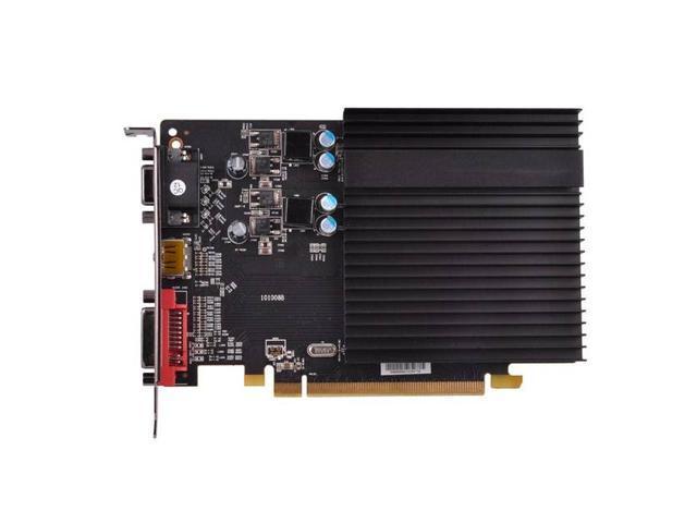 New XFX Video Graphics Card AMD Radeon HD 5450 2 GB GDDR3 VGA/DVI/HDMI PCI-Express 2GB(SaveMart)