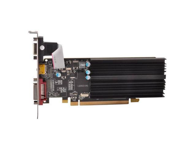 New XFX Video Graphics Card AMD Radeon HD 5450 2 GB GDDR3 VGA/DVI/HDMI Low Profile PCI-Express 2GB(SaveMart)