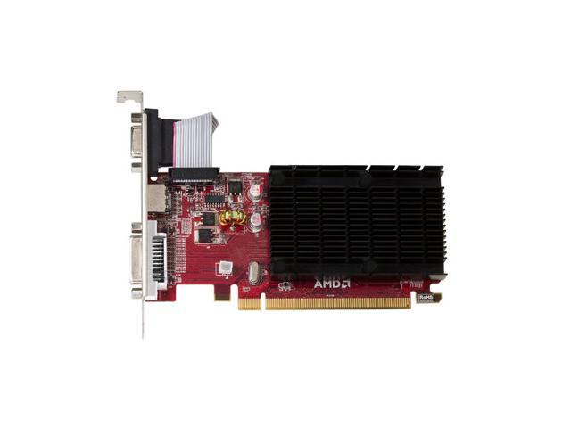 New PowerColor Video Graphics Card AMD Radeon HD 5450 1 GB DDR3 VGA/DVI/HDMI Low Profile PCI-Express 1GB(SaveMart)