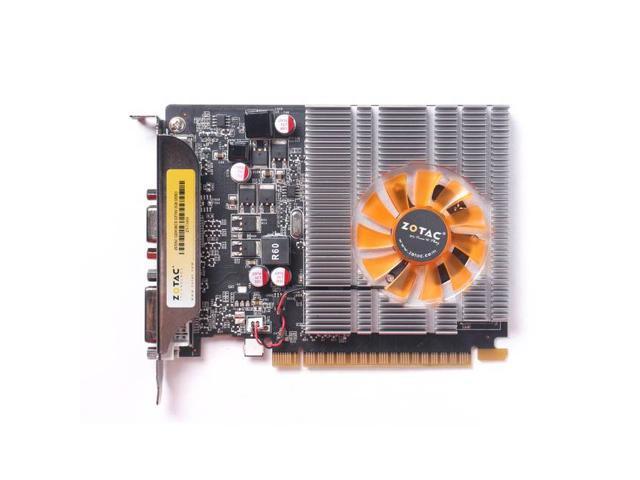 New ZOTAC Video Graphics Card NVIDIA GeForce GT 740 2 GB DDR3 VGA/DVI/HDMI PCI-Express 2GB(SaveMart)