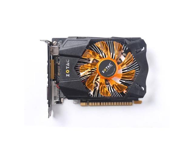 New ZOTAC Video Graphics Card NVIDIA GeForce GT 740 2 GB GDDR5 VGA/DVI/HDMI PCI-Express 2GB(SaveMart)