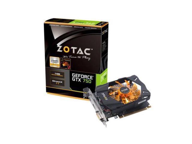 New Zotac Geforce GTX 750 1GB GDDR5 Graphics Card(SaveMart)