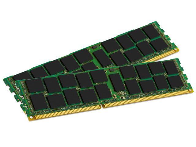 8GB (2X4GB) DDR3-1333MHz PC3-10600 ECC REGISTERED 240-Pin RDIMM RAM MEMORY (Not for PC/MAC)