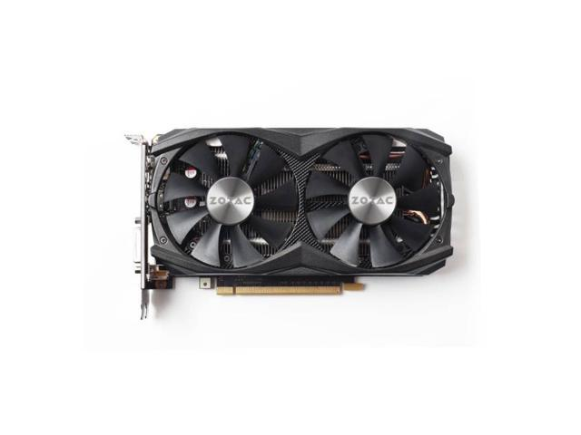 New ZOTAC NVIDIA GeForce GTX 960 AMP! Edition 2GB GDDR5 DVI/HDMI/3DisplayPort PCI-Express Video Card(SaveMart)
