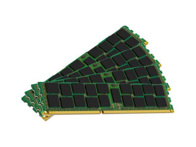 16GB (4X4GB) PC3-10600 DDR3-1333MHz ECC REGISTERED SERVER RAM MEMORY for Dell PowerEdge R610 (Not for PC/Mac)