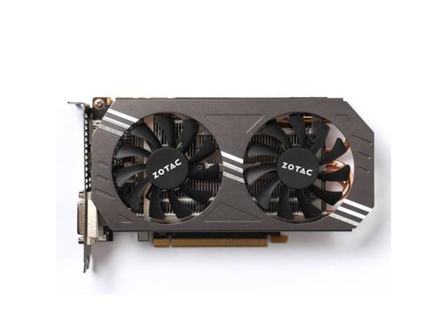 New ZOTAC NVIDIA GeForce GTX 970 4GB GDDR5 2DVI/HDMI/DisplayPort PCI-Express Video Card(SaveMart)