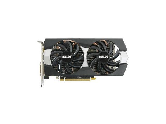 New Sapphire DUAL-X AMD Radeon R9 270X OC 4GB GDDR5 2DVI/HDMI/DisplayPort PCI-Express Video Card(SaveMart)