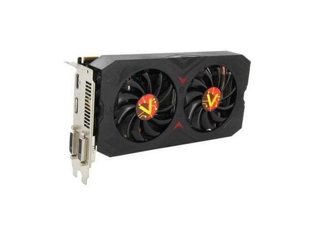 New VisionTek 900650 Radeon R7 260X 2GB GDDR5 PCIE3.0 DVI/HDMI/DisplayPort Video Card(SaveMart)