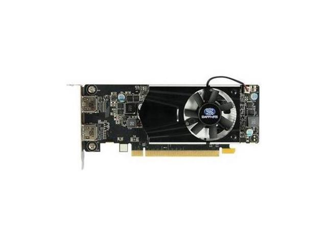 New Sapphire AMD Radeon R7 240 2GB DDR3 2HDMI Low Profile PCI-Express Video Card(SaveMart)