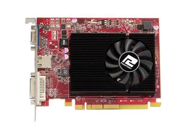 New PowerColor AXR7 240 2GBK3-HV2E/OC AMD Radeon R7 240 2GB 128-Bit DDR3 PCI Express 3.0 HDCP Ready CrossFireX Support Video Card(SaveMart)