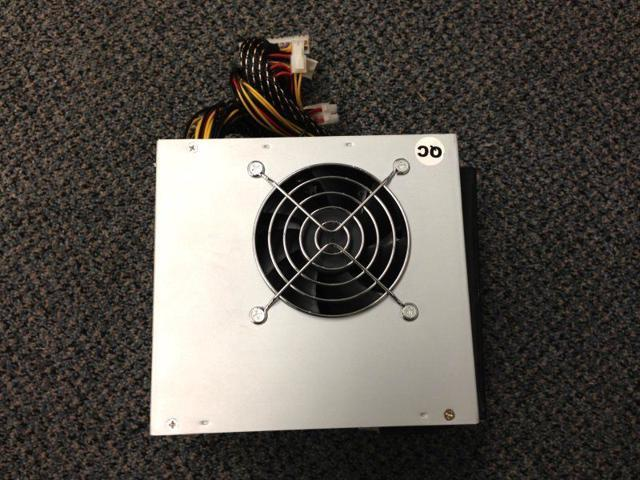 600W ATX Quiet Power Supply for DELL Dimension 5150 W8185 2 Fans