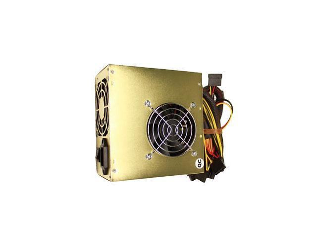 650W 2 Fans ATX Gold SATA PCIE Power Supply for Intel AMD PC (SaveMart)