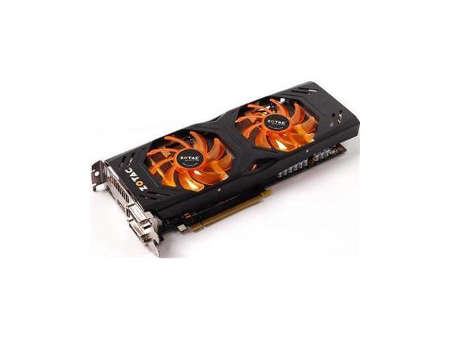 New Zotac NVIDIA GeForce GTX770 2GB DDR5 256Bit PCIE3.0 DVII DVID HDMI DP Video Card(SaveMart)