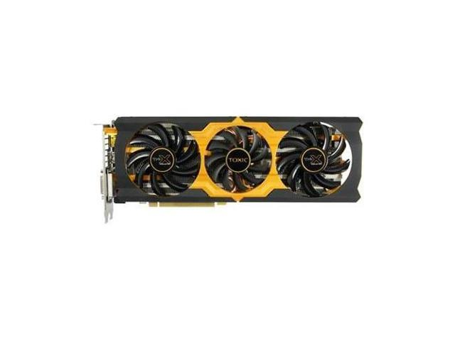 New Sapphire TOXIC AMD Radeon R9 270X 2GB GDDR5 2DVI/HDMI/DisplayPort PCI-Express Video Card(SaveMart)