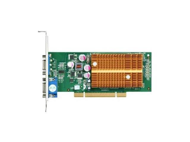 New Jaton VIDEO-348PCI-256 GeForce 6200 256MB DDR2 PCI Video Card VGA(SaveMart)