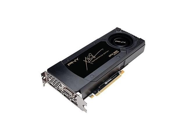 New PNY NVIDIA GeForce GTX 960 2GB 128-Bit GDDR5 PCI Express 3.0 x16 XLR8 Graphics Card(SaveMart)