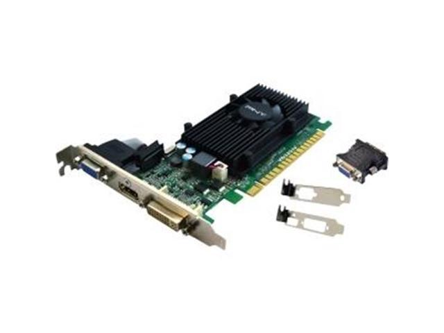 New PNY Commercial GeForce GT 520 Video Graphic Card - 810 MHz Core - 1 GB DDR3 SDRAM - PCI Express 2.0 x16 - Low-profile(SaveMart) ...